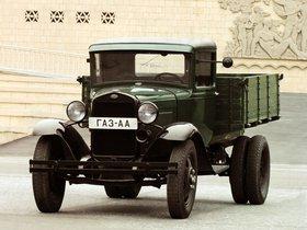 Ver foto 6 de GAZ AA 1932