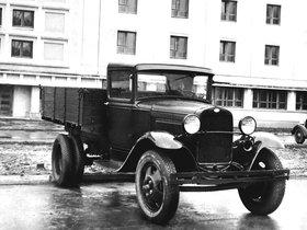 Ver foto 2 de GAZ AA 1932