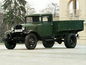 Ver foto 1 de GAZ AA 1932