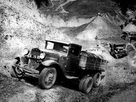 Ver foto 4 de GAZ AAA 1936