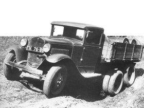 Ver foto 3 de GAZ AAA 1936