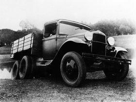Ver foto 1 de GAZ AAA 1936