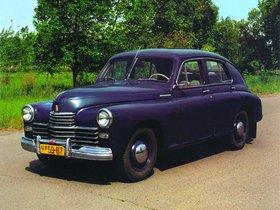 Ver foto 1 de GAZ M-20 Pobeda 1946