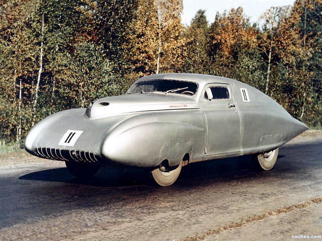 Foto 0 de GAZ M-20 Pobeda Sport 1950
