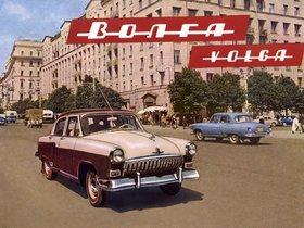 Ver foto 3 de GAZ M21i Volga 1958