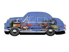 Ver foto 2 de GAZ M21i Volga 1958