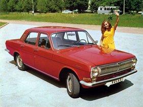 Ver foto 8 de GAZ M24 Volga 1968