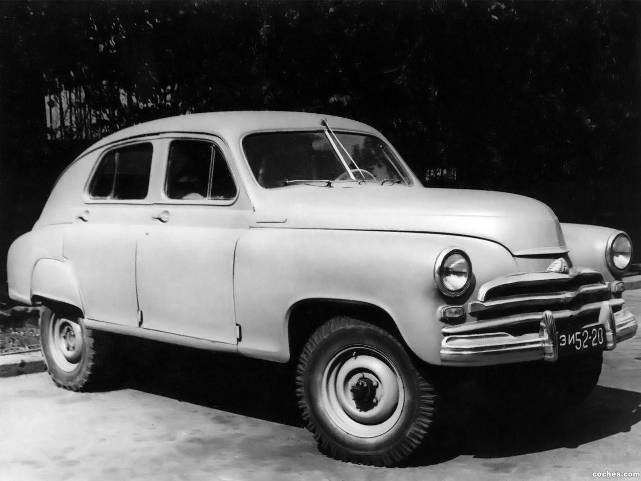 Foto 0 de GAZ M-72 1955