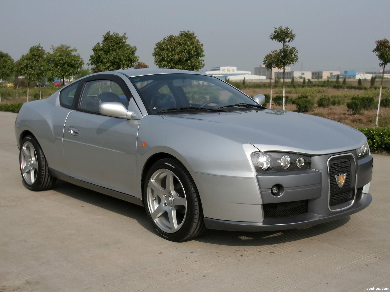 Foto 0 de Geely Coupe Concept 2008