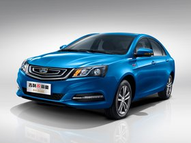 Fotos de Geely Emgrand 1 Million 2016