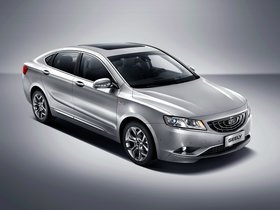 Fotos de Geely GC9