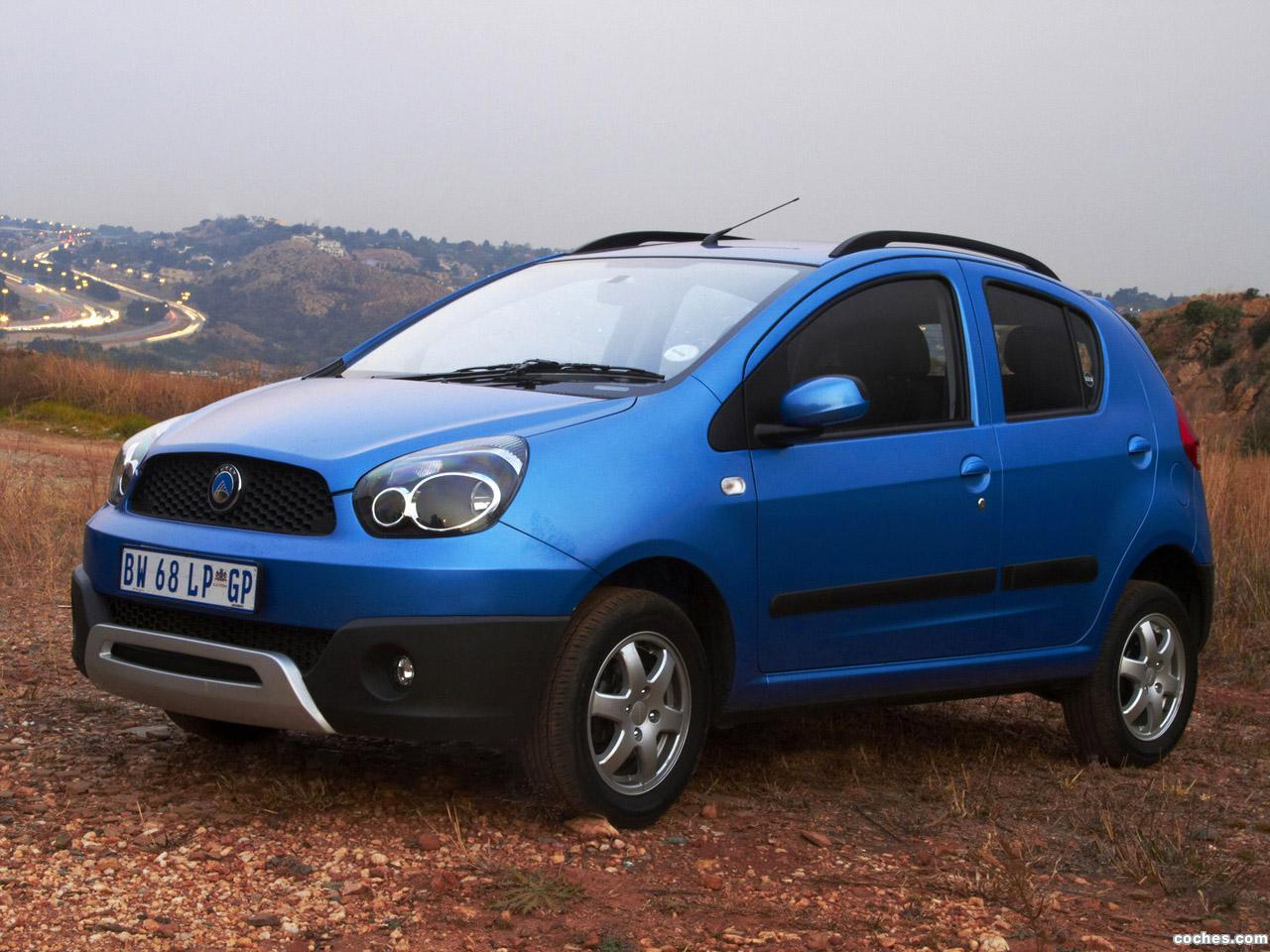 Foto 0 de Geely LC Cross 2012