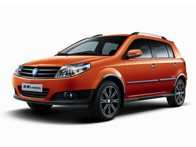 Fotos de Geely MK Cross 2010