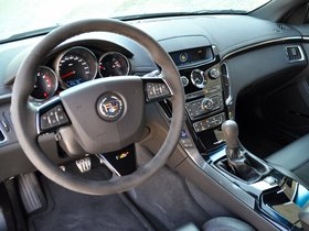 Ver foto 5 de Geiger Cadillac CTS-V Coupe 2011