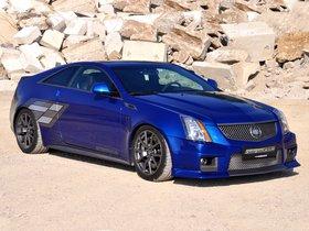 Ver foto 7 de Geiger Cadillac CTS-V Coupe 2011