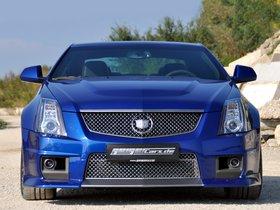 Ver foto 6 de Geiger Cadillac CTS-V Coupe 2011