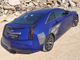 Ver foto 3 de Geiger Cadillac CTS-V Coupe 2011