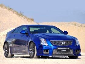 Ver foto 10 de Geiger Cadillac CTS-V Coupe 2011