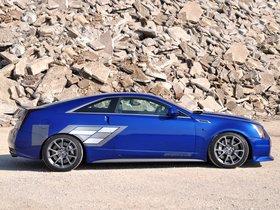Ver foto 9 de Geiger Cadillac CTS-V Coupe 2011