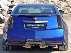 Ver foto 8 de Geiger Cadillac CTS-V Coupe 2011