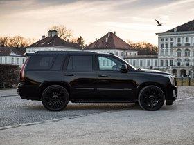 Ver foto 3 de Cadillac Escalade Black Edition by Geiger 2018