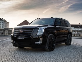 Fotos de Cadillac Escalade Black Edition by Geiger 2018