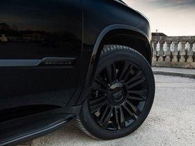 Ver foto 9 de Cadillac Escalade Black Edition by Geiger 2018