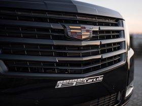 Ver foto 8 de Cadillac Escalade Black Edition by Geiger 2018