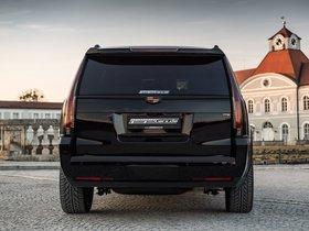 Ver foto 5 de Cadillac Escalade Black Edition by Geiger 2018