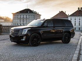 Ver foto 4 de Cadillac Escalade Black Edition by Geiger 2018