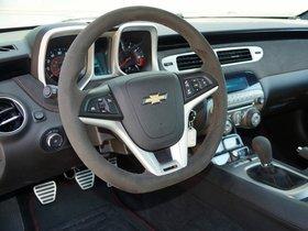 Ver foto 4 de Chevrolet Geiger Camaro LS9 2013