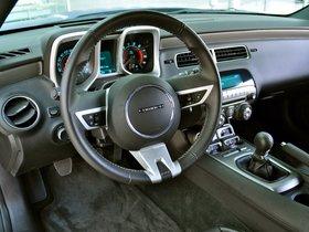 Ver foto 8 de Geiger Chevrolet Camaro SS Blaumatt Gold 2011