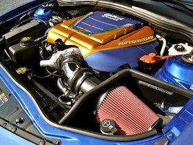 Ver foto 7 de Geiger Chevrolet Camaro SS Blaumatt Gold 2011