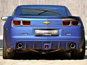 Ver foto 6 de Geiger Chevrolet Camaro SS Blaumatt Gold 2011
