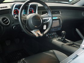 Ver foto 12 de Geiger Chevrolet Camaro Super Sport SS HP 564 2011