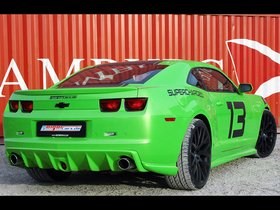 Ver foto 11 de Geiger Chevrolet Camaro Super Sport SS HP 564 2011