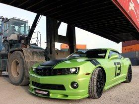 Ver foto 8 de Geiger Chevrolet Camaro Super Sport SS HP 564 2011