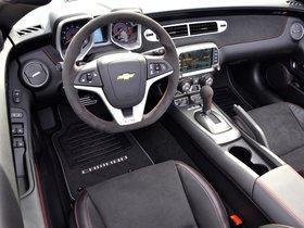 Ver foto 23 de Geiger Chevrolet Camaro ZL1 Cabrio 2013