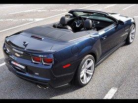 Ver foto 10 de Geiger Chevrolet Camaro ZL1 Cabrio 2013