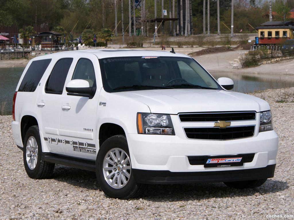 Foto 0 de Geiger Chevrolet Tahoe Hybrid 2010