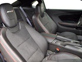 Ver foto 9 de Chevrolet Geiger Camaro ZL1 2013