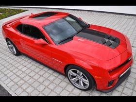 Ver foto 5 de Chevrolet Geiger Camaro ZL1 2013