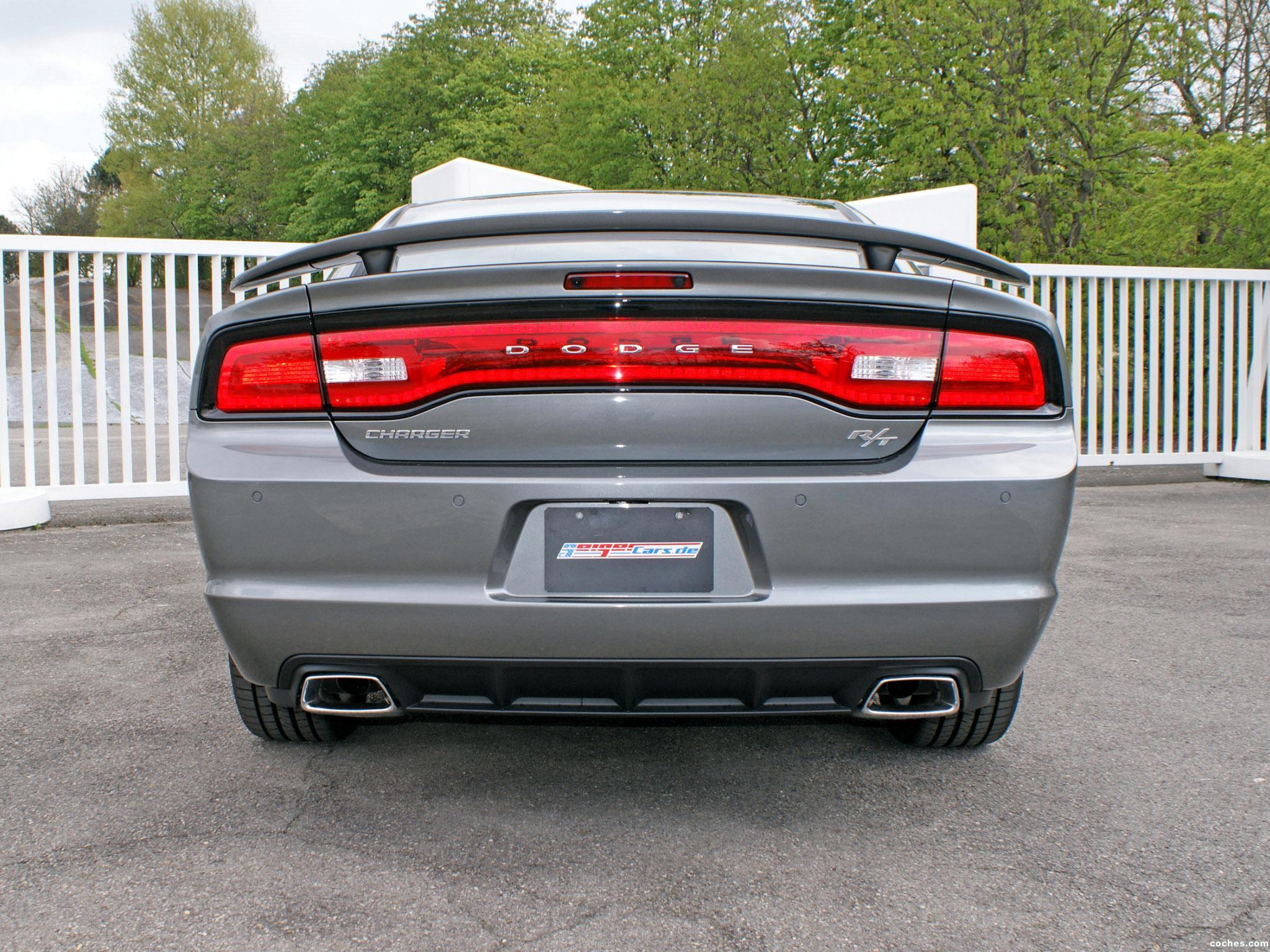Foto 1 de Geiger Dodge Charger RT 2011