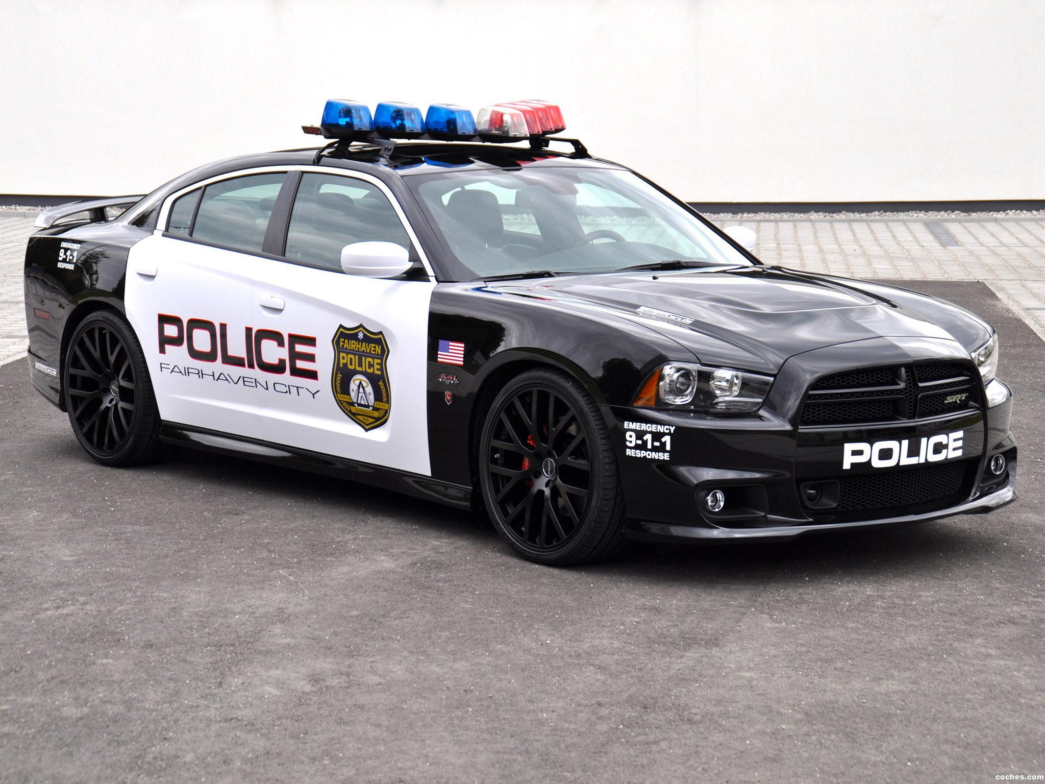 Foto 0 de Geiger Dodge Charger SRT8 Police Car 2013