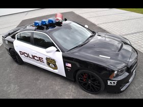 Ver foto 3 de Geiger Dodge Charger SRT8 Police Car 2013