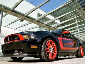 Ver foto 7 de Geiger Ford Mustang Boss 302 Laguna Seca 2012