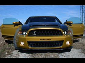 Ver foto 11 de Geiger Ford Mustang Shelby GT650 2011