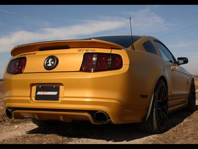 Ver foto 10 de Geiger Ford Mustang Shelby GT650 2011