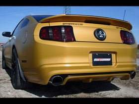 Ver foto 8 de Geiger Ford Mustang Shelby GT650 2011