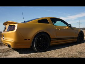 Ver foto 7 de Geiger Ford Mustang Shelby GT650 2011